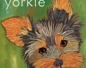 Yorkshire Terrier No. 1 - Set of 6 Blank Cards with Envelopes in a Clear Sleeve