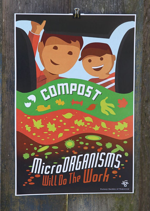 Compost poster art