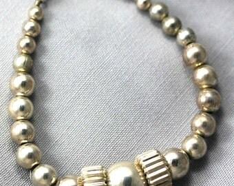 Art Deco Silver Bracelet