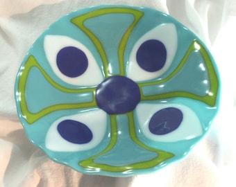 Turquoise Bowl Design