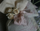 SACHET - French Lavender- great for wedding favors, showers and gifts-