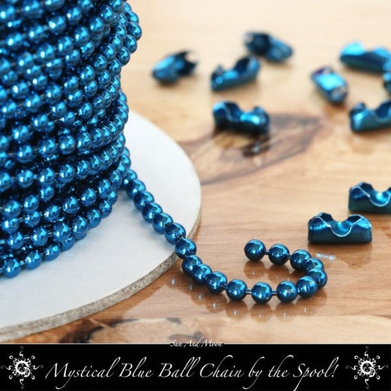 items similar to wholesale ball chain necklaces spool