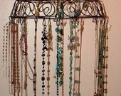 NEW Designer Chandelier Jewelry Hanger