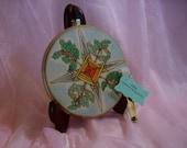 Made to order Gods Eye Litha Summer Solstice Altar Tile/Home Decor