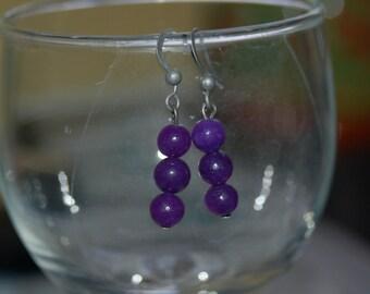 purple aventurine