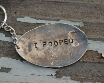 i pooped