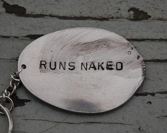 runs naked