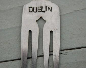 Dublin hair fork