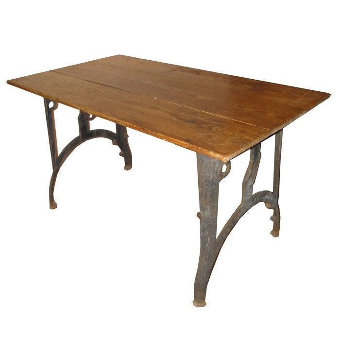 RESERVED Antique Industrial dining table by  : ilfullxfull211113285 from www.etsy.com size 700 x 700 jpeg 37kB