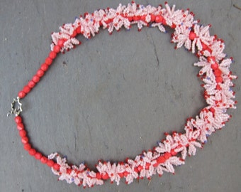 Limpopo beaded necklace