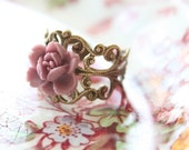 """Flower Ring... """"Summer Has Come and Passed"""""""