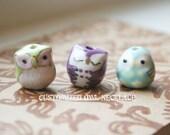 "Custom ""Wee Little Owl"" Necklace"
