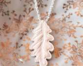"""Silver Necklace... """"The Easy Silence"""""""