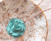 "Flower Necklace... ""Beaming"""