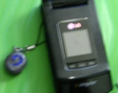 Tiny hearthstone cell phone charm