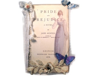 Pride & Prejudice Journal, Jane Austen Books, Travel Journal Notebooks, Jane Austen Graduation Gifts, Pemberley Gifts, Gifts for Her