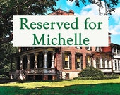 RESERVED ORDER for Michelle