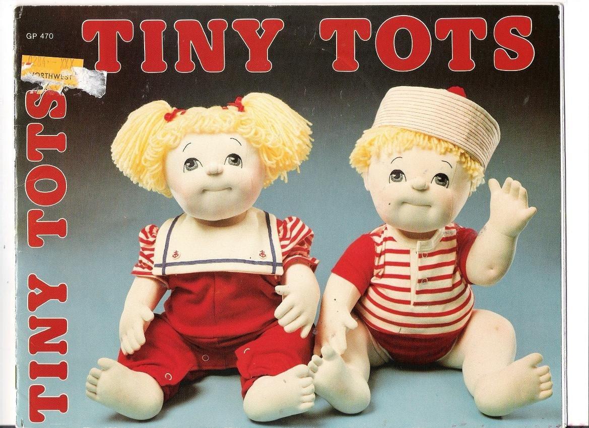 Tiny Tots Soft Sculpture Doll Pattern