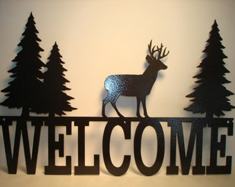 Buck Welcome