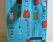 Project sack - Aqua Little Apples Clothing