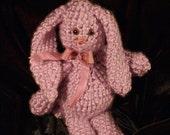 PDF Belly Bunny - crochet pattern