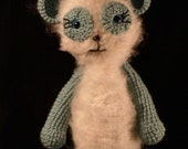 PDF Sea's Panda - Crochet Pattern