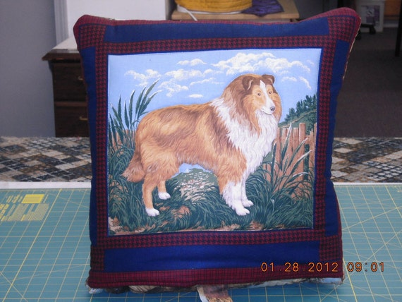 Quillow Dog Collie  PRICE REDUCED