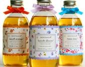 Lavender Flowers Organic Bath Wash