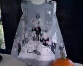 Spooky and Fun Girls Dress
