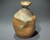 Rustic Yellow Bud Vase