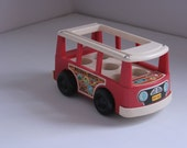 Fisher Price mini bus