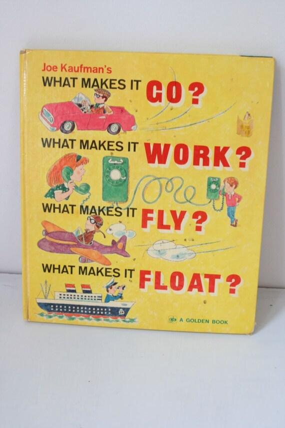 VTG Joe Kaufman's What Makes It Work 1971