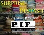 PIF DESTASH - Felt Mix