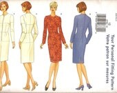 Butterick Personal Fitting Shell and Dress Pattern 5746 - Size 12 - Brand New and Uncut