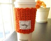 Wakey Wakey Take-Out Cup Cozy