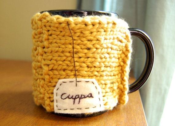 A Cuppa Tea Mug Cozy