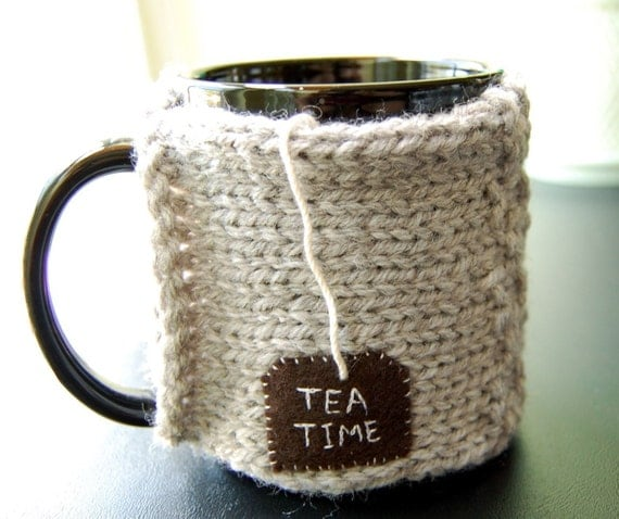 Personalize this Mug Cozy