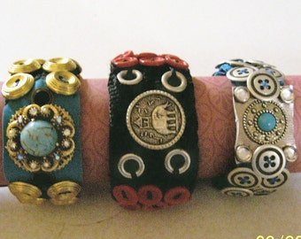 Fantastic Style Button Bracelet Very Different