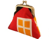 Red House Mini-Portemone