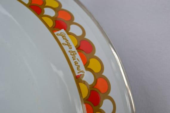 """Vintage Georges Briard 10"""" Skillet"""