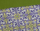 Reversible Purple and Green Children's Doo Rag