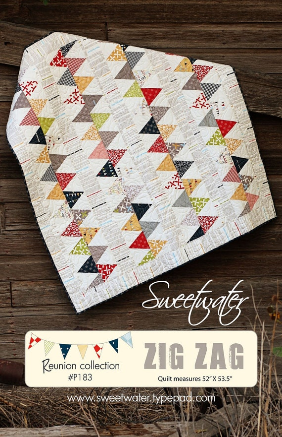 Zig Zag Pattern - Download Pattern
