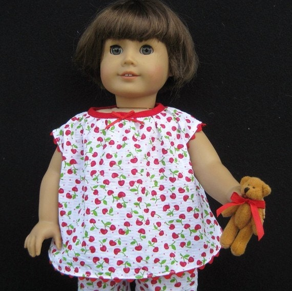 Cheery Cherry Jams for American Girl