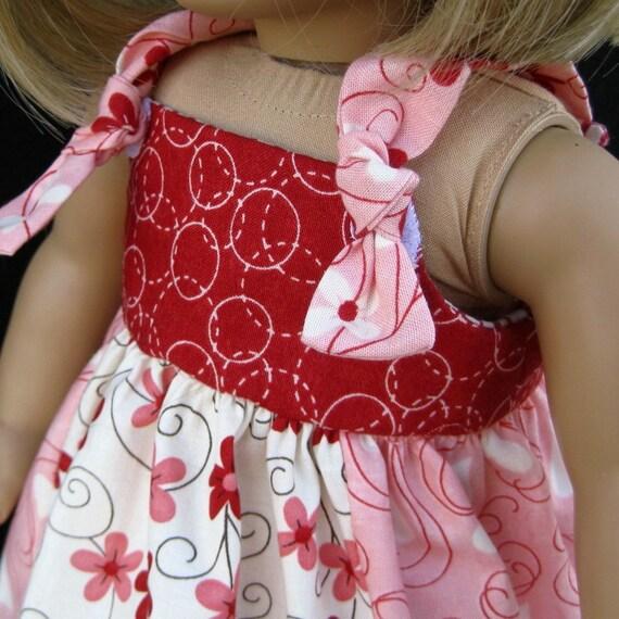 Lamour Sundress for American Girl