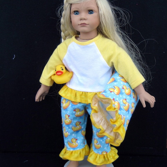 Just Ducky Jams for American Girl