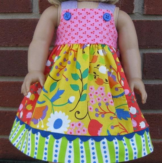 Hoopla Sundress for American Girl