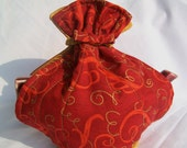Christmas Tea Cozy Quilted