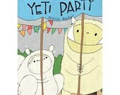 Yeti Party minicomic