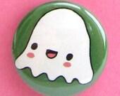 I Heart Ghosts Badge Set