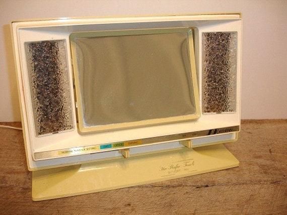 Vintage Northern Perfect Touch Lighted Makeup Mirror B